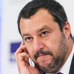 Salvini: L'infame assassino dei due poliziotti della Questura di Trieste (anche se molti giornali e telegiornali non lo dicono) è uno straniero con