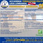++ ACCADEMIA FORMAZIONE POLITICA LEGA LOMBARDA ++