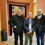 Grimoldi: Oggi ho avuto il grande onore di partecipare a Cogliate (Monza Brianza) alla Commemorazione di San Sebastiano, patrono della Polizia Locale.