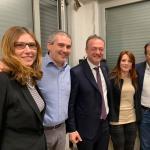 Grimoldi: Serata fantastica con tanti amici della Lega a Travagliato (Brescia)
