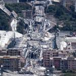 """14/8/2018 – 14/8/2019. In ricordo delle vittime di Genova"""""""